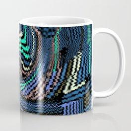 Tile Puzzle Blues Coffee Mug
