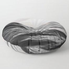Motion of Water Floor Pillow