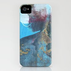 abstract 113 iPhone (4, 4s) Slim Case