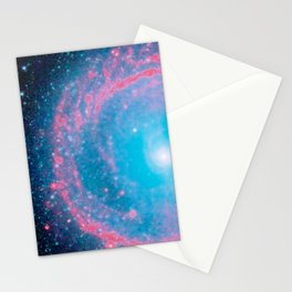 Lying in a zero circle ii Stationery Cards