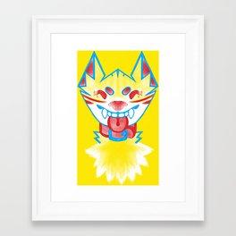 sheb Framed Art Print