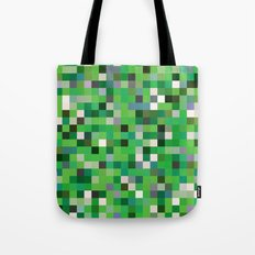Pixel Painting Tote Bag