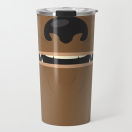 Fuzzball Travel Mug