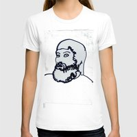 chad wys T-shirts featuring chad white by Chad M. White