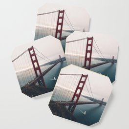 Golden Gate Bridge - San Francisco, CA Coaster
