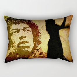 VOODOO CHILD Rectangular Pillow