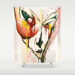 ABHORRRRRRRRRRRRRA! Shower Curtain