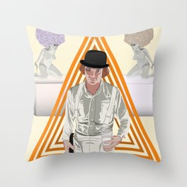 Try Moloko Throw Pillow