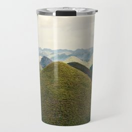 Chocolate Hills Travel Mug