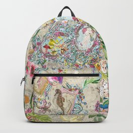 garden on constellations tea Backpack