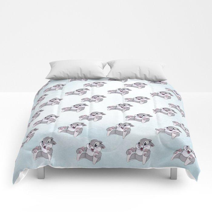 Disney's Thumper on Ice Comforters