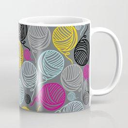 Yarn Yarn Yarn Yarn Yarn Coffee Mug