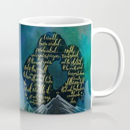 The wait was worth it. A Court of Wings and Ruin (ACOWAR). Coffee Mug