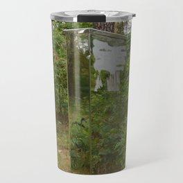 Stealth Monolith (no edits) Travel Mug