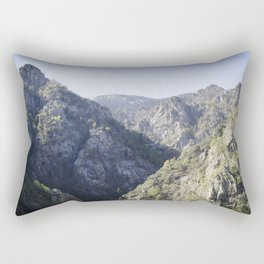 Soaring Mountains Rectangular Pillow