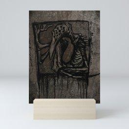 Lurking Within Mini Art Print