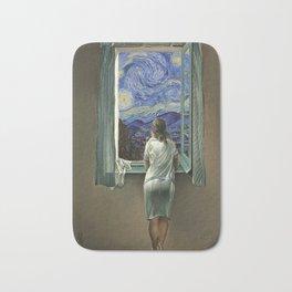 Dalí x Van Gogh Bath Mat