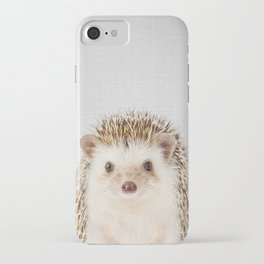 Hedgehog - Colorful iPhone Case