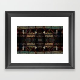 WHITEHOUSE Framed Art Print
