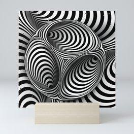 A Brief History of Time Mini Art Print