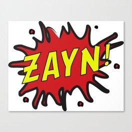 ZA(P)YN Canvas Print