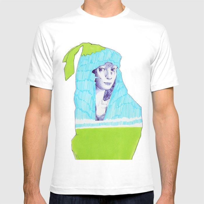 A Traveler  T-shirt
