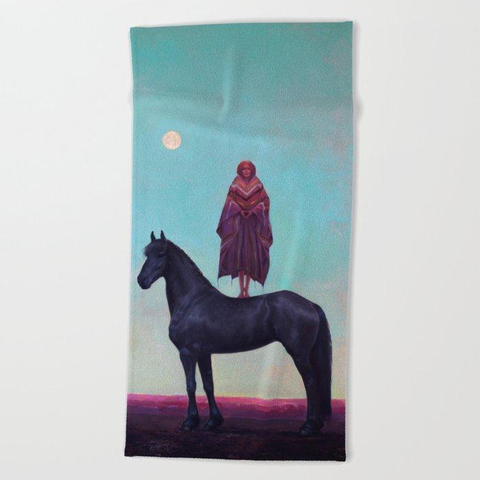 Balance Beach Towel