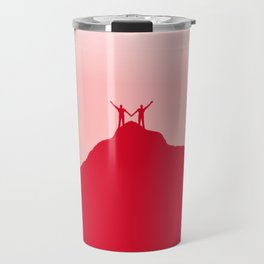 With Love Travel Mug