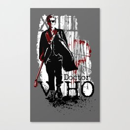 WHO Canvas Print
