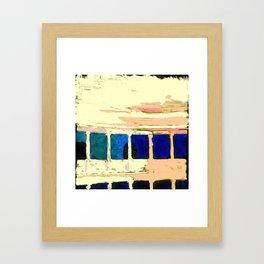 Carlos V Palace Granada Framed Art Print