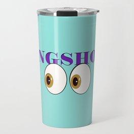 K-Poppin: Shook Travel Mug