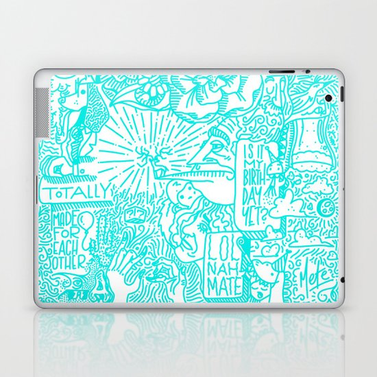 Free Form Laptop & iPad Skin