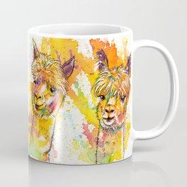The Alpacas Coffee Mug