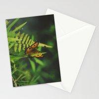 Butterfly, Bali Stationery Cards