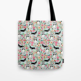 Husky dog breed must have gifts for dog person husky owner presents Tote Bag
