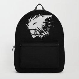 Kakashi Hatake Face Backpack
