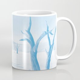 deadvlei desert trees acrwb Coffee Mug
