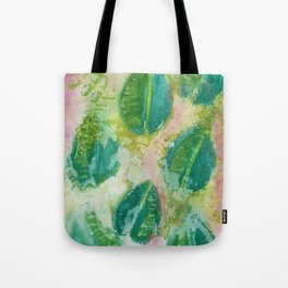 Maybe Leaves Tote Bag