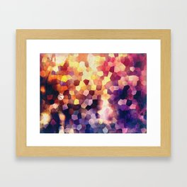 ε Ursae Majoris Framed Art Print