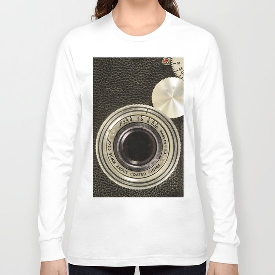 Vintage Argus camera Long Sleeve T-shirt