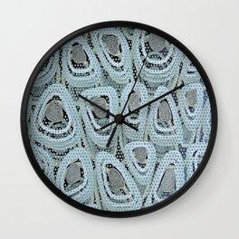 Yolks Wall Clock