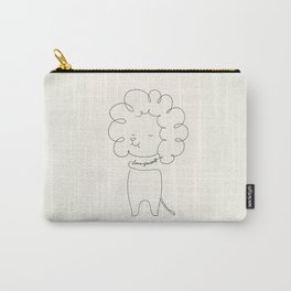 Love Yourself Lion Carry-All Pouch