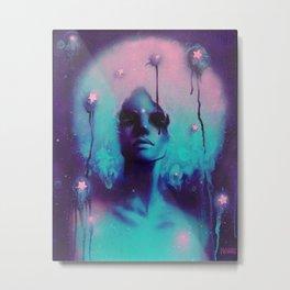 SpaceFro Metal Print