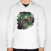 boba fett Hoodies featuring Boba Fett by Cargorabbit