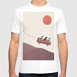 Adventure gang T-shirt