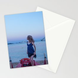 At dawn Stationery Cards