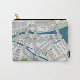 The Streets of Zurich Carry-All Pouch