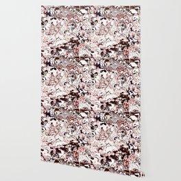 fiery marble 003 Wallpaper