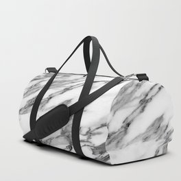 Carrara Marble Duffle Bag