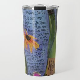 WOODINVILLE WINERIES Travel Mug